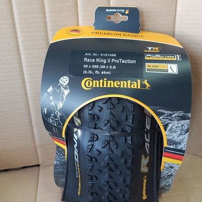 Continental Race King II ProTection 26x2,2