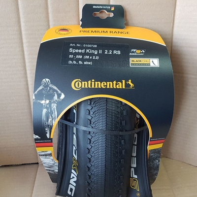 Continental Speed King II RS 26x2,2