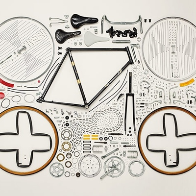 Disassembled-Bicycle-001