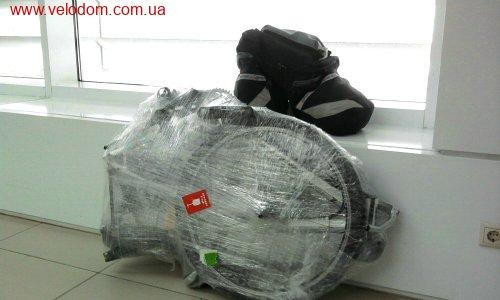 Как упаковать велосипед для транспортировки в общественном транспорте! (Автор Милич Алексей)