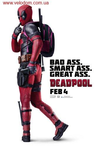В кино на Deadpool`a