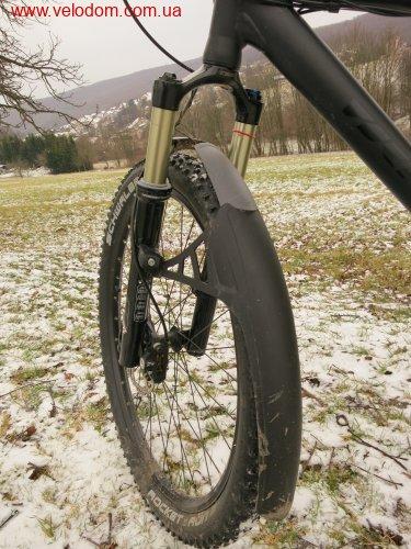 Крепление крыла на велосипед своими руками 70