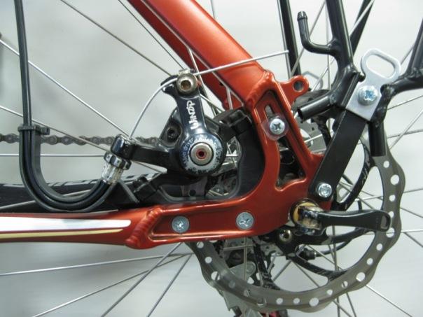 Как сделать передний тормоз на велосипеде 485