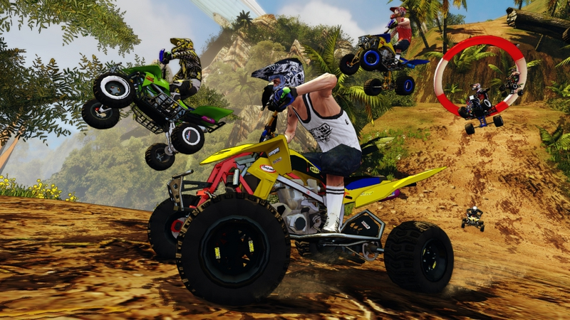Скачать бесплатно игру Mad Riders.