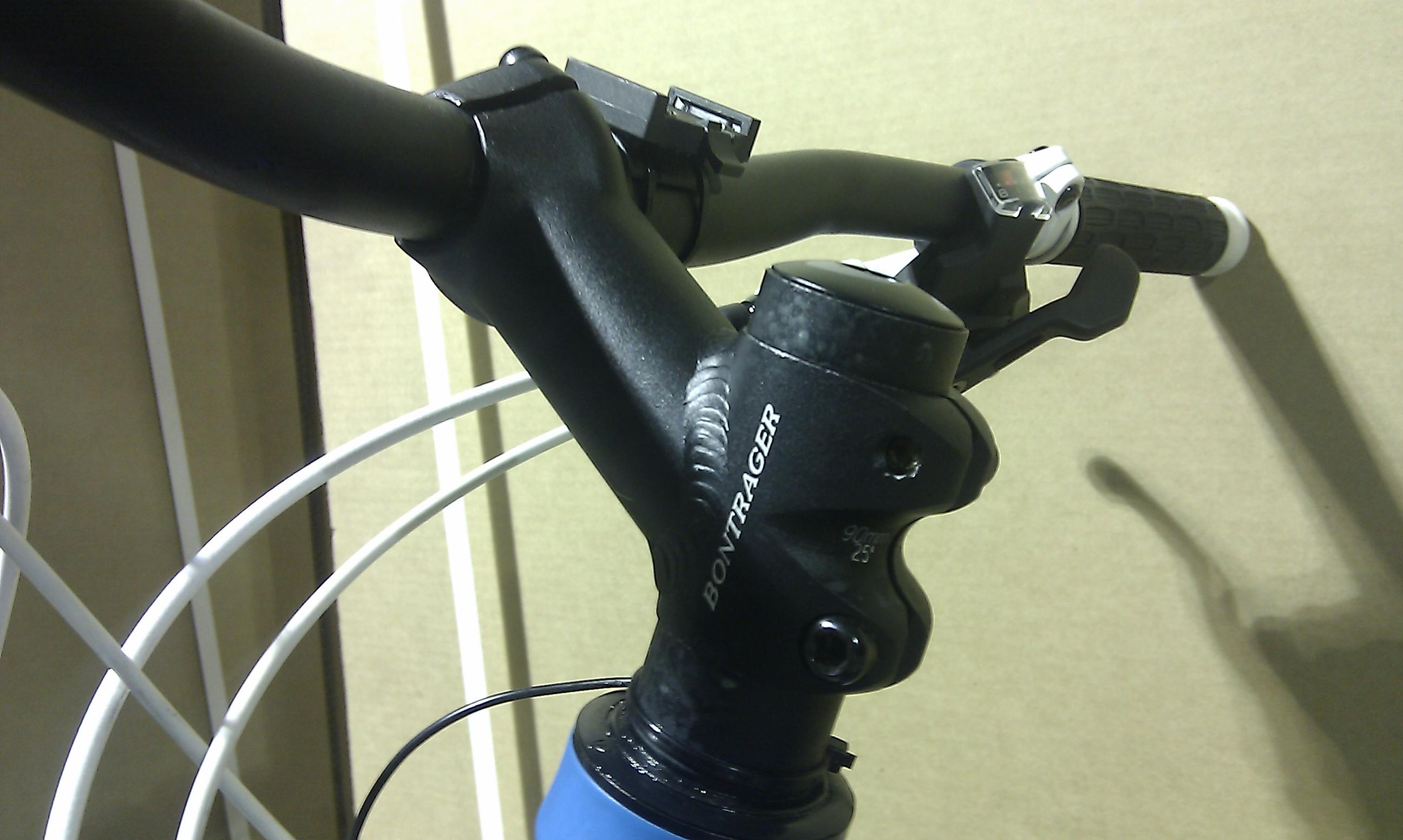 Ручки на руль велосипеда своими руками
